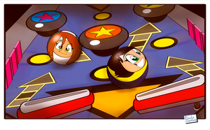 Pinball By Captain Paulo by rodriguis
