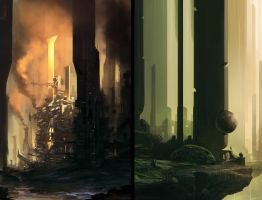 Towers, Aug 24 by Spex84