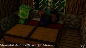 SBA #5 Good night Steve..... by TSangDEncre