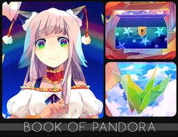 Book of Pandora Preview by Juupion