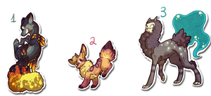 Adoptables (CLOSED) by Adorable-Adopts2012