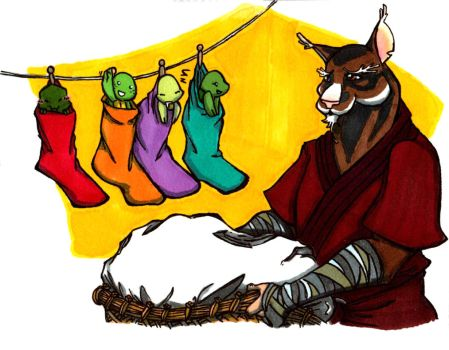 Laundry day by Inya-spring
