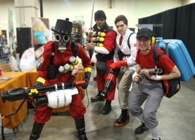 TF2 Dealers Room by Kaizoku501
