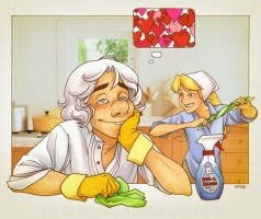 Hatter25: clean by lily-fox
