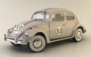 Herbie Choupette by petitcapitaine