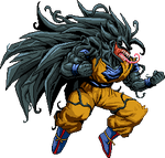 Symbiote Thing Symbiote gokussj3 by real-Symbiote Thing