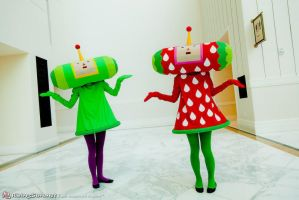 We lost the Katamari by spazzer-bot