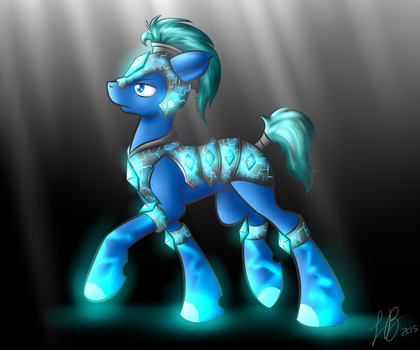 Righteous River Armor by mechafone