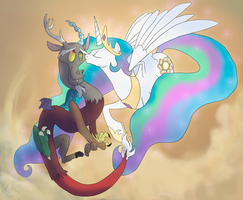 A Celestial Chord by Shimmerpaw