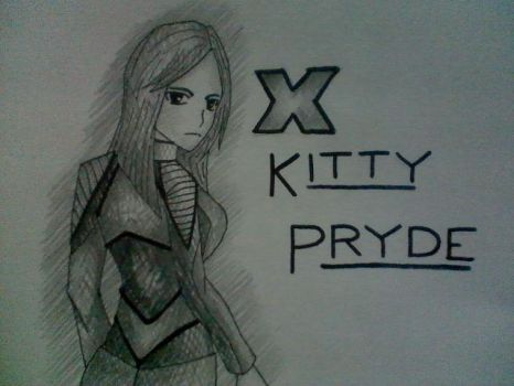 Kitty Pryde by MadaraAssassin