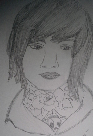 oliver skyes  BMTH by meggietrain