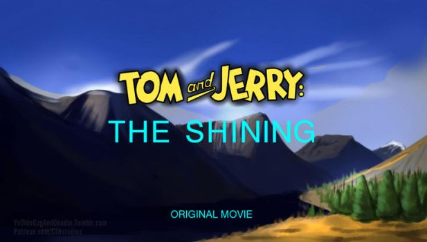 Tom and Jerry: The Shining (1) by TwoStripTechnicolor