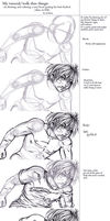 Tutorial/process for Damaged by Arenheim