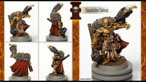 Inquisitor Coteaz by SpOoKy777