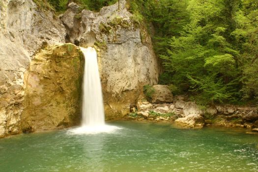 ILICA Waterfall- Kastamonu Pinarbasi by enginsubasi
