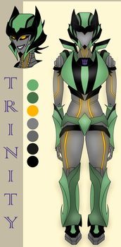 Trinity Reference Sheet by terrorem