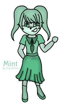 Mint by FlameOnFairy