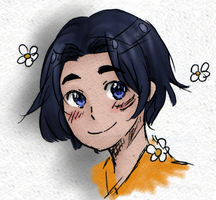 Ezra Bridger by fujoshiprincess