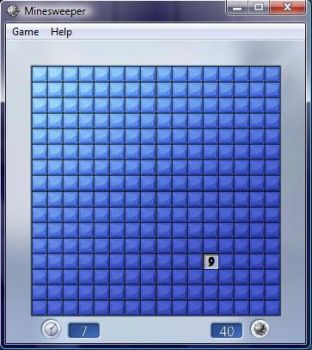 You Just Lost At Minesweeper by Foofles