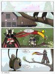 Page 37 - Afterlife - Suzumega Medabot 2 by AltairSky