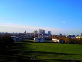 greenwich park by anginaaa