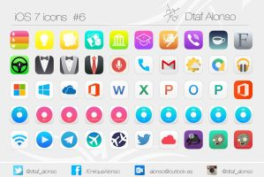 iOS 7 icons #6 by dtafalonso