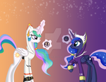 EverfreeNW 2017 - Sun and Moon Release! by CrescentScript