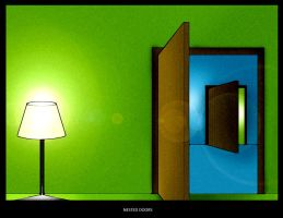 Nested Doors by Shussain86