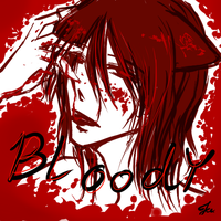 Bloody by Michron