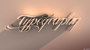 Typography by FuEdish