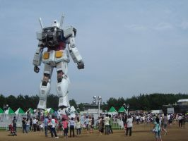 It's a Gundam 02 by innactpro