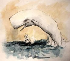 Moby Dick by march14