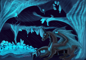 Silver's Cave by Reithya