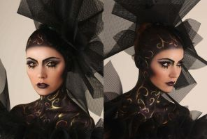 Mystic Nature by maliciousmakeup
