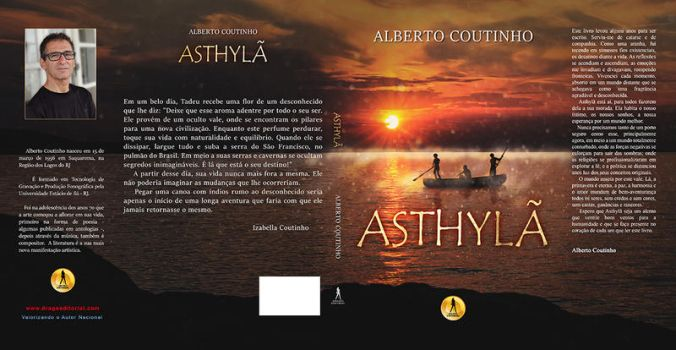 Book - Asthyla by LaercioMessias