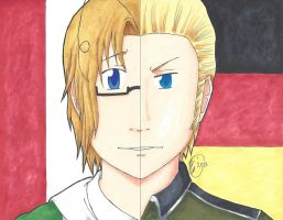 Canada/Germany Copic by DREAMSOFASINGER