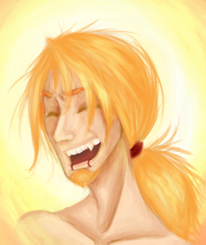 :: Forever Laughing by The-Shadeling