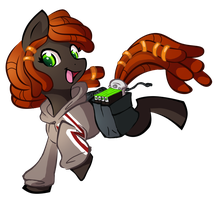 Pony Commission- Hellion by Ric-M