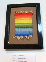 Rainbow Weave by HypotheticalTextiles