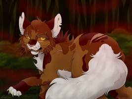 Mapleshade by PaintedSerenity