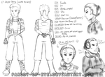 Killing Floor 2 - LT Young Sketch by Parody-of-Eve