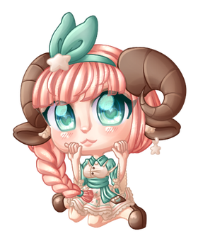 GC: Mama Sheep by Snow-Songstress