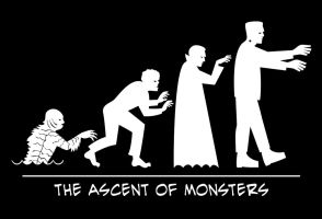 The Ascent of Monsters by b-maze
