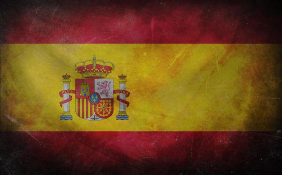 Flag of Spain by arj-89
