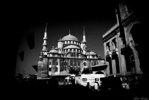 NEW MOSQUE by mecengineer