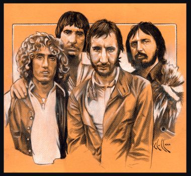 The Who by choffman36