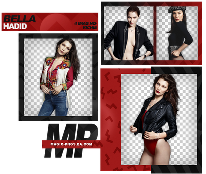 PACK PNG 958| BELLA HADID by MAGIC-PNGS