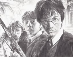 The Chamber of Secrets by Kenzie11593