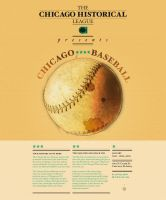 Chicago Baseball by mmusgjerd