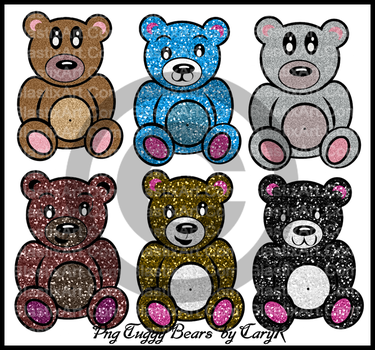 Tuggy Bears by caryR